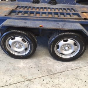 Trailer Tyres Fitted Bald Hills