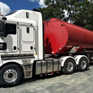 Truck Tyres Fitted at Nerang